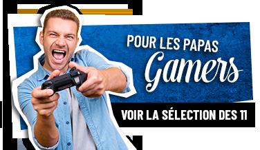 Papa Gamer !