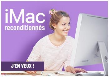 iMac reconditionnés !