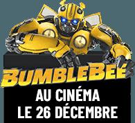 Bumblebee au cinéma !