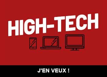 Les Soldes High Tech, jusqu'à -50% !
