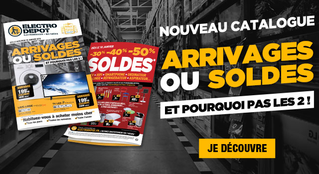 Catalogue Janvier