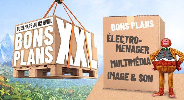 Bons Plans XXL