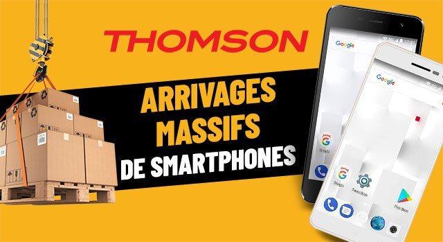 TOUS LES TÉLÉPHONES THOMSON