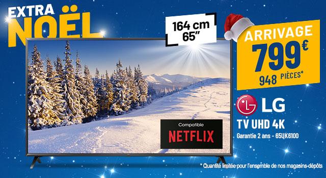 TV LG UHD 4K