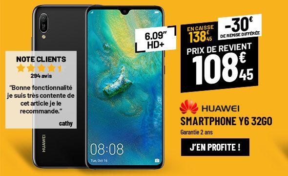 Huawei Y6 32Go