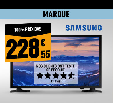 TV LED SAMSUNG UE32M4005 HD