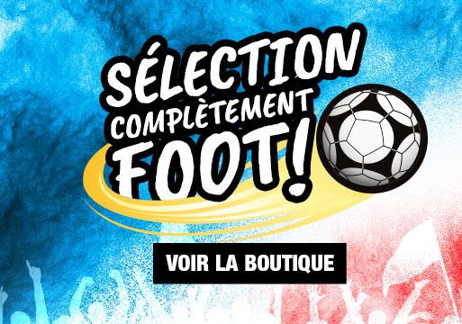 Sélection spéciale coupe du monde