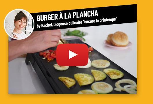 Burger à la plancha