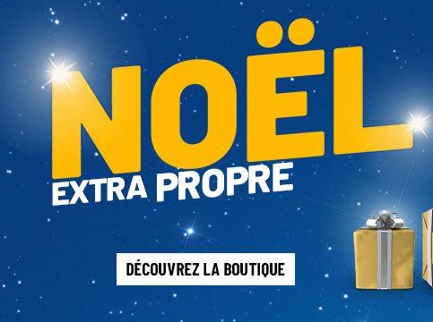 Noël Extra Propre