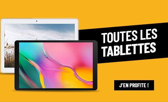 Toutes les tablettes
