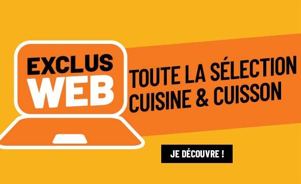 Les exclus web : cuisine cuisson