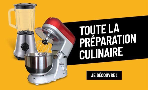 Préparation culinaire