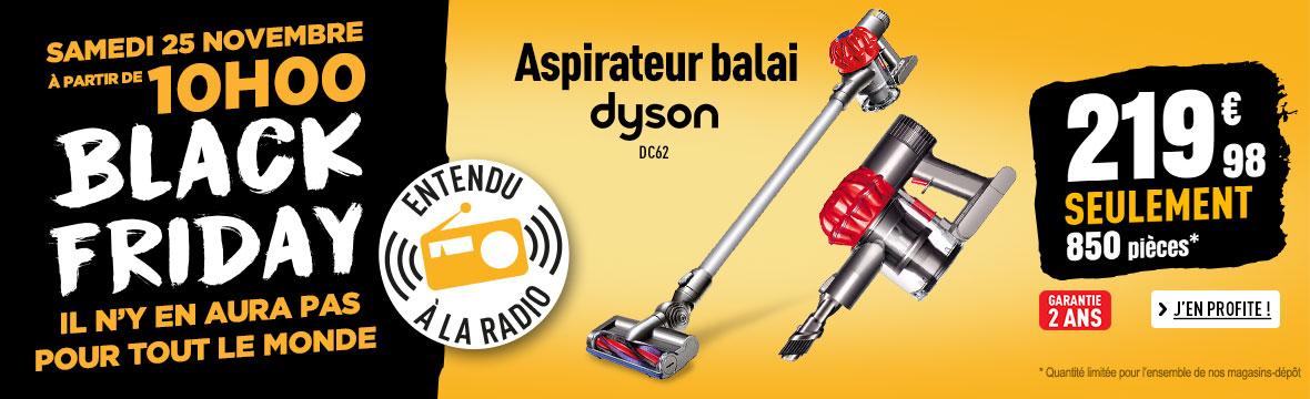 Aspirateur Balai DYSON DC62