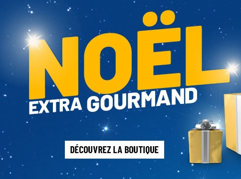 Noël Extra Gourmand