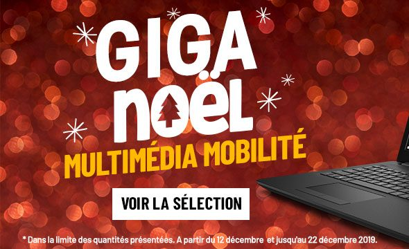 Giga Noel multimedia mobilite