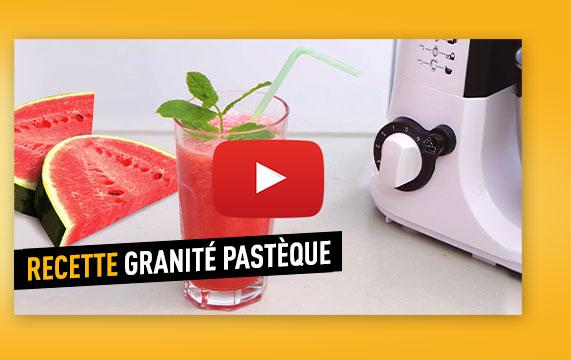 Granité pastèque