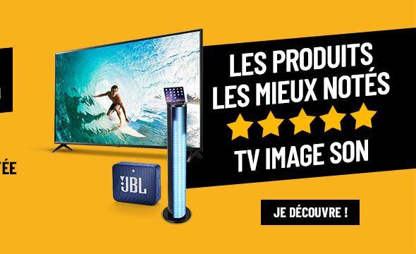 Les produits les mieux notés : TV Image Son
