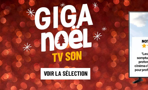 GIGA NOËL - TV Son