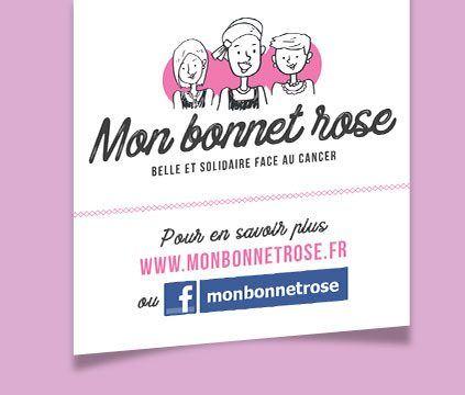 Mon Bonnet rose