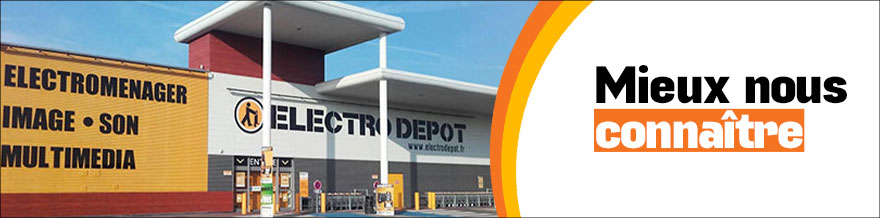 Magasin Electro Menager Feves Moselle Electro Depot