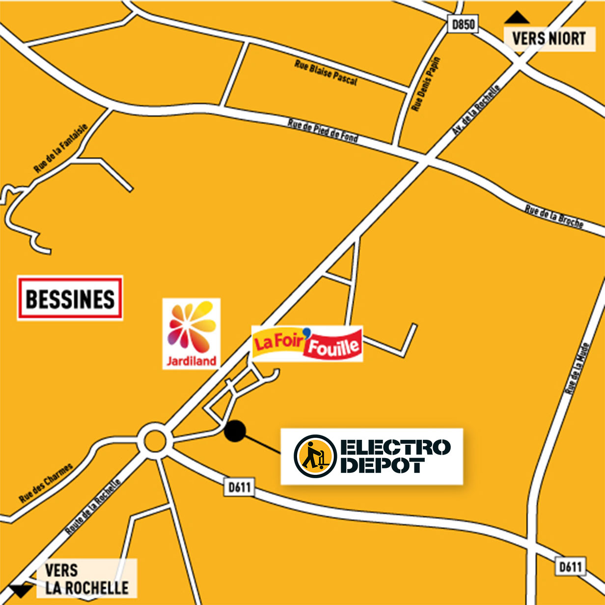 Magasin lectro m nager niort bessines electro d p t - Electro depot niort ...