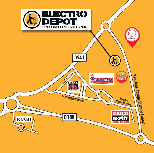 Electro Depot Bethune Saint Herblain Natation