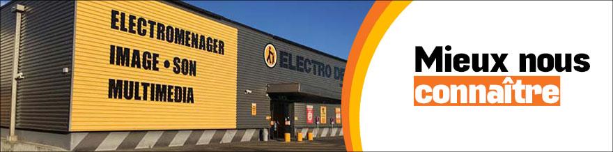 Magasin Electro Menager La Seyne Sur Mer Var Electro Depot